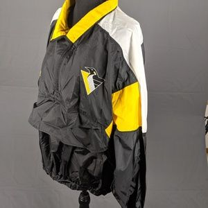 VTG Penguins Windbreaker (B54)